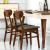 KKA北欧modanテーブルテーブルテーブルの食事椅子伸縮可能なテーブルとテーブルのレストランは、電磁炉PTDK 012【15日間出荷】テーブル4つの椅子【PTDK 012 T+PTMK 001 Y-A】があります。